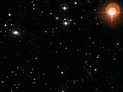 Video News Release 19: Far away Galaxy under the Microscope (eso0631a)