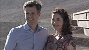 Video News Release 39: The Crown Prince Couple of Denmark during their visit to ESO's Paranal Observatory