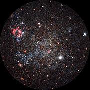 Un vistazo a IC1613 con Fulldome