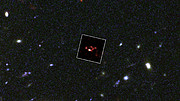 Zooming in on the young dusty galaxy A2744_YD4