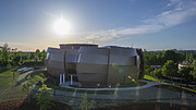 Time-lapse of the sky above the ESO Supernova Planetarium & Visitor Centre