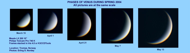 The Venus Transit 2004
