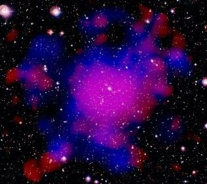A2744 in X-rays, optical and Dark Matter
